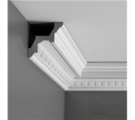 C211F stropní interiérová lišta (ohebná)