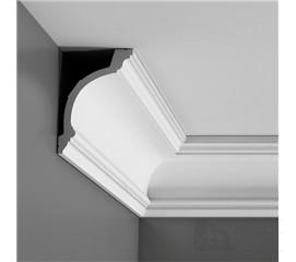 C217F stropní interiérová lišta (ohebná)