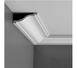 C331F stropní interiérová lišta (ohebná)
