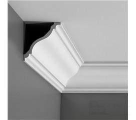 C333F stropní interiérová lišta (ohebná)