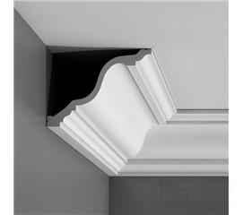 C334F stropní interiérová lišta (ohebná)