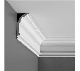 C339F stropní interiérová lišta (ohebná)