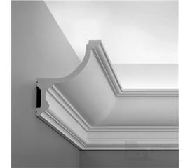 C901F stropní interiérová lišta (2m+1,9m)