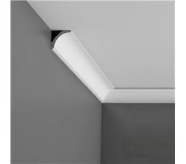 CX109F stropní interiérová lišta (ohebná)