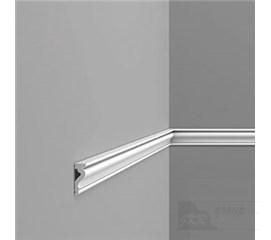 DX174F podlahová soklová lišta (ohebná)