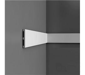 DX163-2300 podlahová soklová lišta