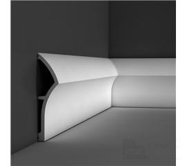SX167 Podlahová soklová lišta
