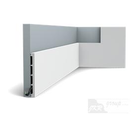 DX168-2300 Podlahová soklová lišta
