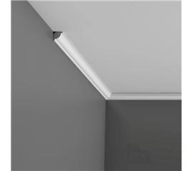 CX132F stropní interiérová lišta (ohebná)