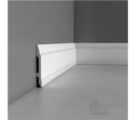 SX104 Podlahová soklová lišta