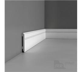 SX105 Podlahová soklová lišta