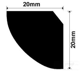 D20 polystyrenová lišta - fabion