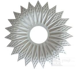 110112 Sádrová rozeta slunce