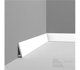 SX179 Podlahová soklová lišta