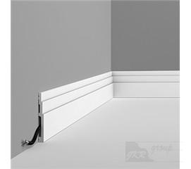 SX180 Podlahová soklová lišta