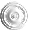 CARLA polystyrenová rozeta