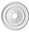 FLORA polystyrenová rozeta