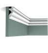C324 stropní interiérová lišta