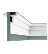 C396 stropní interiérová lišta